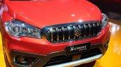 2017 Suzuki S-Cross (facelift) grille at Sao Paulo Auto Show