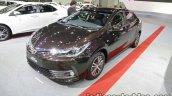 2017 Toyota Corolla front three quarters at 2016 Thai Motor Expo