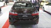 2017 Toyota Corolla rear at 2016 Thai Motor Expo