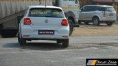2017 VW Polo GT TDI rear spied