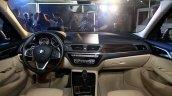BMW 1 Series sedan dashboard world debut