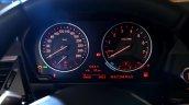 BMW 1 Series sedan instrument cluster world debut