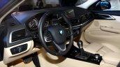 BMW 1 Series sedan interior world debut