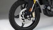 BMW G 310 GS wheel press image