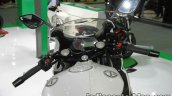 Benelli Tornado 302 clipons at Thai Motor Expo