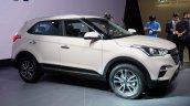 Brazilian-spec Hyundai Creta at 2016 Sao Paulo Auto Show
