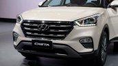 Brazilian-spec Hyundai Creta front fascia