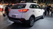 Brazilian-spec Hyundai Creta rear three quarters
