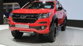Chevrolet Colorado Z71 front three quarters left side at 2016 Thai Motor Expo