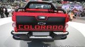 Chevrolet Colorado Z71 rear at 2016 Thai Motor Expo