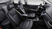Chinese-spec 2017 Hyundai Verna interior cabin
