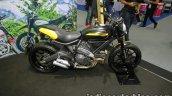 Ducati Scrambler Full Throttle side at Thai Motor Expo