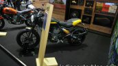 Ducati Scrambler Full Throttle side left at Thai Motor Expo