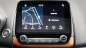 Ford EcoSport SYNC 3 infotainment system
