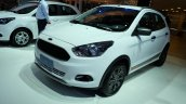 Ford Ka Trail (Figo Cross) front unveiled Brazil
