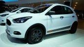 Ford Ka Trail (Figo Cross) side unveiled Brazil