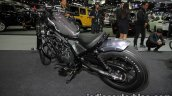 Honda Rebel 500 2016 Thai Motor Expo black customised rear three quarter