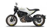 Husqvarna Vitpilen 401 white left side