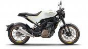 Husqvarna Vitpilen 401 white right side