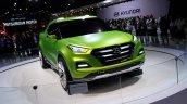 Hyundai Creta STC front quarter unveiled