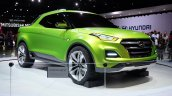 Hyundai Creta STC front three quarter unveiled