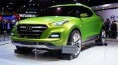 Hyundai Creta STC headlamp grille bumper unveiled