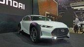 Hyundai Enduro Concept frontal at Thai Motor Expo
