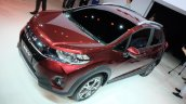 India-bound Honda WR-V (Jazz cross) engine hood unveiled
