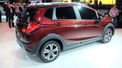 India-bound Honda WR-V (Jazz cross) rear three quarter unveiled