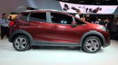 India-bound Honda WR-V (Jazz cross) side unveiled