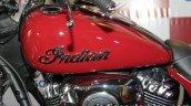 Indian Springfield fuel tank