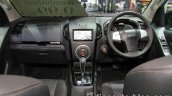 Isuzu MU-X interior dashboard at 2016 Thai Motor Expo