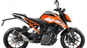 KTM Duke 250 side official image