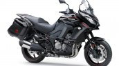 Kawasaki Versys 1000LT 2017 front three quarter