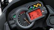 Kawasaki Versys 1000LT 2017 instrumentation.