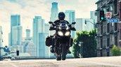Kawasaki Versys 1000LT motion front