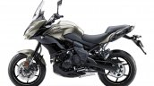Kawasaki Versys 650 titanium 2017 side left