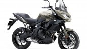 Kawasaki Versys 650 titanium 2017 side