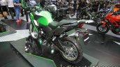 Kawasaki Versys X300 rear three quarter at Thai Motor Expo