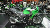 Kawasaki Versys X300 side at Thai Motor Expo