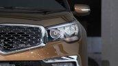 Kia KX7 front fascia