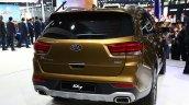 Kia KX7 rear fascia