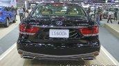 Lexus LS 600hL rear at 2016 Thai Motor Expo