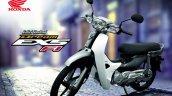 Limited Edition Honda EX5 Dream Fi front three quarter