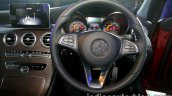 Mercedes C Class Cabriolet steering wheel launched