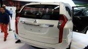 Mitsubishi Montero Sport rear at 2016 Bogota Auto Show