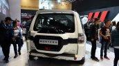 Mitsubishi Montero rear at 2016 Bogota Auto Show