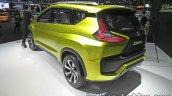 Mitsubishi XM Concept rear three quarter at the Thai Motor Expo