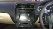 New Skoda Rapid (facelift) center console launch images