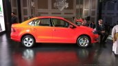 New Skoda Rapid (facelift) side launch images